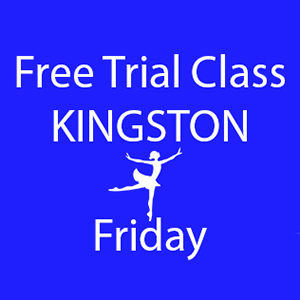 free trial dance class Kingston Friday
