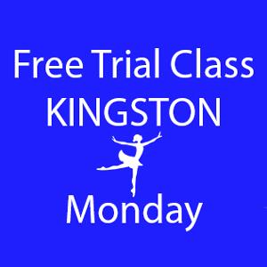 Free trial dance class Kingston Monday