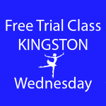 free trial dance class Kingston Wednesday